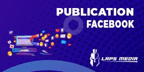 Facebook création et gestion des publications pour entreprise